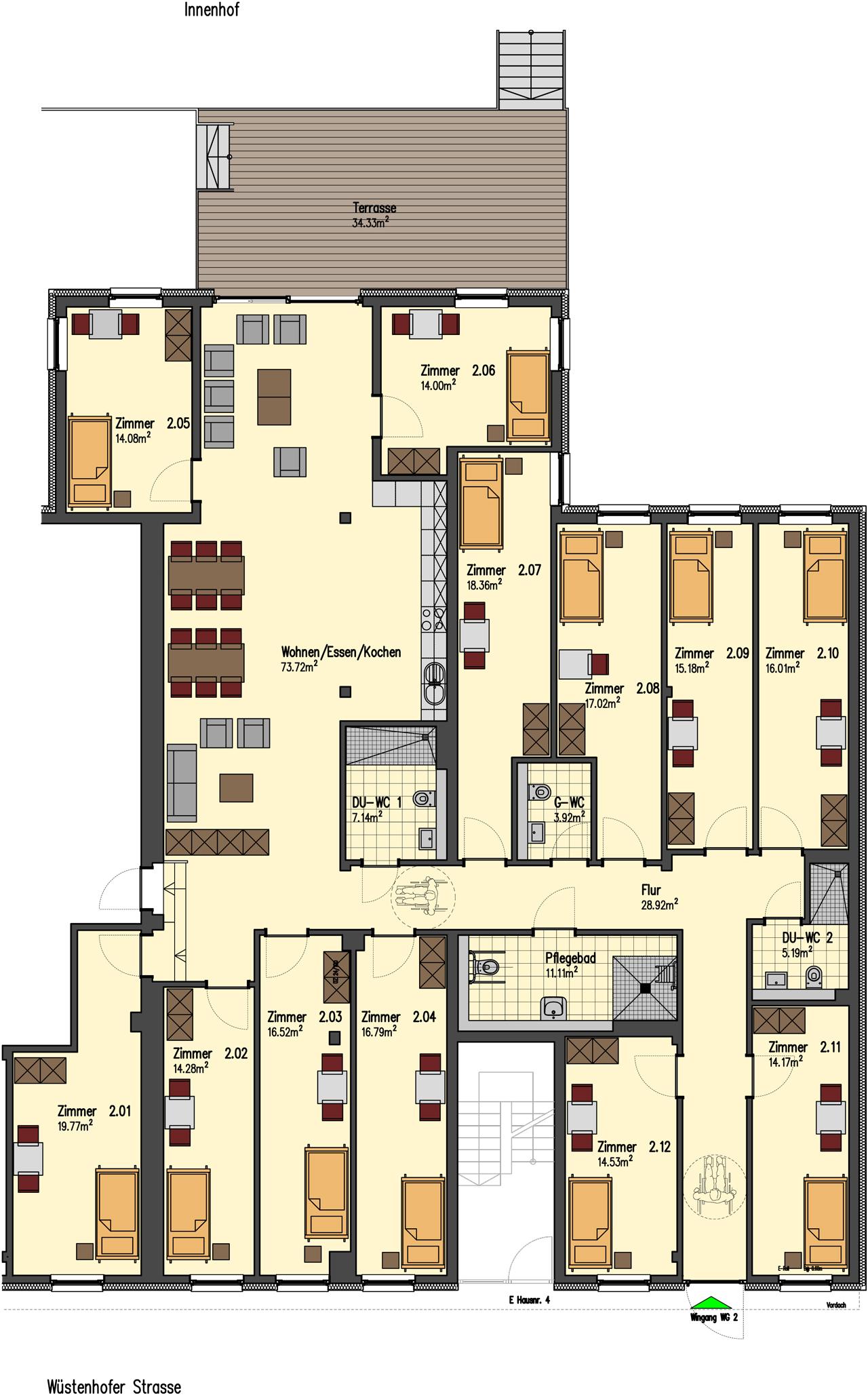 Wuppertal Wohnung